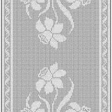 Crochet Pattern Charts Free 6 Free Crochet Charts For Filet And Tapestry Crochet