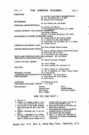Herget James Carol 1971 Jamaica - [PDF Document]