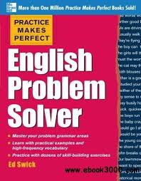 Practice Makes Perfect English Problem Solver With 110