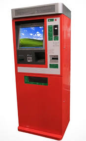 Kiosk Vending Machine Custom Cellphone Charge Tickets Bankingwifi Touch Screen Vending Machine
