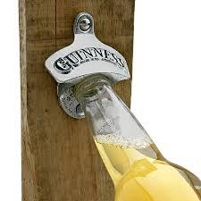 guinness cast iron wall mounted bottle opener