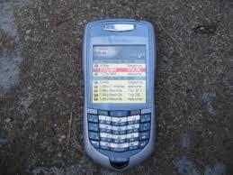 My Blackberry 7100t