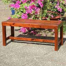 gabbert wooden garden bench