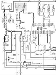 Toyota pickup wiring diagram fuel pumpruck radio 1992 truck electrical manual alternator 1280