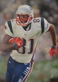 randy moss oil painting