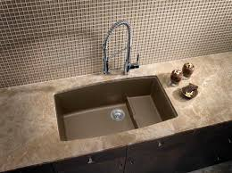 BLANCO CANADA SILGRANIT Sinks  BLANCOBlanco Undermount Kitchen Sink