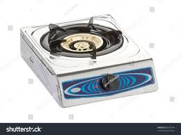 Empty Gas Stove One Gas Head Stock Photo Shutterstock