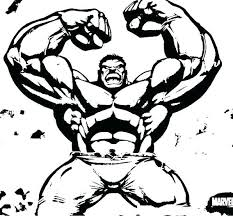 Free Hulk Coloring Pages The Incredible Hulk Coloring Pages