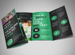 brochure template brochure templates mycreativeshop