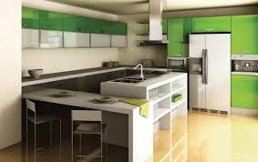 Cabinet For Kitchen Design Kitchen Cabinets Contemporary Green Kitchen Cabinets Ideas