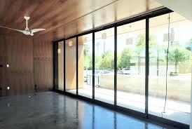 glass door wall foot sliding ikea leksvik cabinet