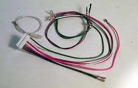 tp 352a long wiring harness for mark 17du 117 detroit radiant Wiring Harness Diagram at Evans Wiring Harness