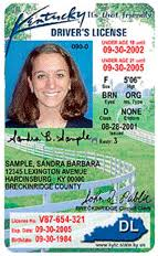 Contract - Awards L-1 Secureidnews Driver Kentucky License