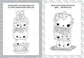 Num Nom Coloring Pages Free Coloring Pages Coloring Pages Coloring