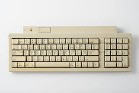 apple thailand office. BANGKOK, THAILAND - MAY 05, 2015: The Apple Keyboard II On White Background. A Minor Update To Extended Coincide With Release Of Thailand Office M