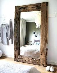 wall mirrors irregular wood framed wall mirror large rustic wood large rustic mirror wooden wall mirrors wood mirror frame