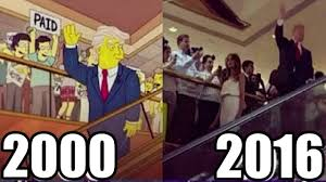 10 Simpsons Predictions That Came True ...