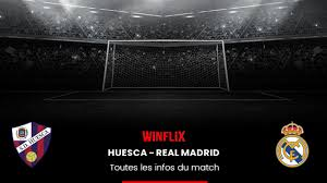 Pronostic Huesca Real Madrid du 06/02/2021 😎 Top Fiable !