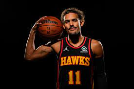Atlanta Hawks star Trae Young featured on the cover of Sports Illustrated