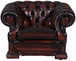 vintage leather club chairs. Vintage Red Leather Club Chair With Gorgeous Detailing. Chairs A