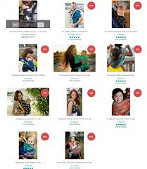 HUGE Baby Carrier Clearance! Grab a Tula for just $104.99! Wraps for ...