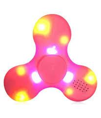 Fidget Spinner With Bluetooth Speaker And Lights Azi Bluetooth Speaker Fidget Spinner Led Light Premium Quality Best Sound