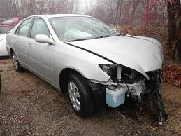 2003 Toyota Camry LE Quality Used OEM Replacement Parts :: East ...