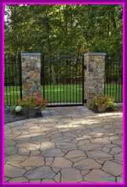 stone fence gate minecraft. Fence Gate Cobblestone Recipe Best Breezeway Gardening And Image Of Stone Minecraft