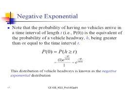 05 Statistics for Traffic Engineering (Traffic Engineering هندسة المر…