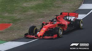 Ferrari F1 2019 Cars