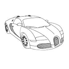 Kleurplaten Sport Auto