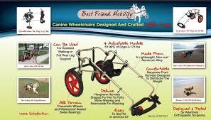 mobility dog wheelchair idea