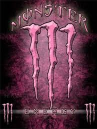 pink monster energy logo wallpaper. Perfect Logo JM Would Love Thispink With Pink Monster Energy Logo Wallpaper E