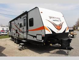 kz sportster toy hauler travel trailer