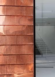copper wall cladding exterior google