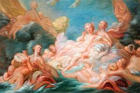 the birth of venus 1753 1755