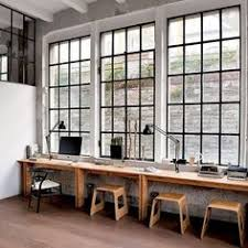 modern office space. industrial workspace interiordesign modern office spacescontemporary space