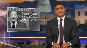 Sean Spicer Resume Farewell To The Spice Man The Daily Show With Trevor Noah Video 54