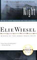 night essay essay the goal of night by elie wiesel