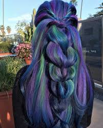 Colorful Hairstyles 18 Stunning Pin By Makayla R On ❥Hair Color Pinterest Hair Coloring Bob