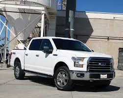 2015 Ford F150 5.0-liter V8 Pickup Truck 50 State Street Legal K&N ...