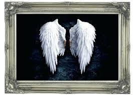 angel wing wall art angel wings wall murals angel wing wall art uk angel wing