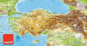 turkey physical features. Modren Features Throughout Turkey Physical Features M