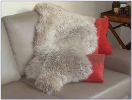 pink sheepskin rug john lewis home decorating ideas