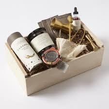 Kitchen Gift Basket Birthday Gift Box For Him Simone Leblanc Los Angeles Ca