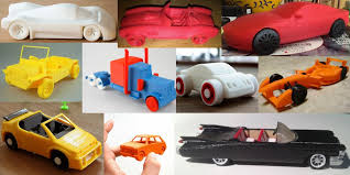 new release plastic model car kitsWeekly Roundup Ten 3D Printable Easy To Build Car Kits  3DPrint
