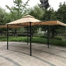 patio retractable manual awning garden