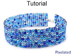 Bead Loom Patterns For Beginners Interesting Decorating Design