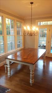 Best Images About Baluster Turned Leg Table On Pinterest - Early american dining room furniture
