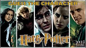 guess the character harry potter movie quiz